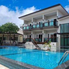 Отель Bee Orchid Pool Villa бассейн фото 3