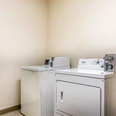 Отель Comfort Suites Effingham удобства в номере