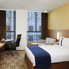 Отель Holiday Inn Express Beijing Minzuyuan Китай, Пекин - отзывы, цены и фото номеров - забронировать отель Holiday Inn Express Beijing Minzuyuan онлайн комната для гостей фото 5