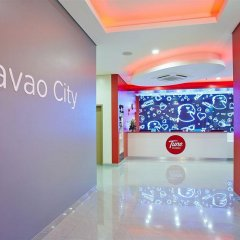 Отель Red Planet Davao фитнесс-зал