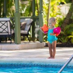 Отель Coral Reef Club детские мероприятия