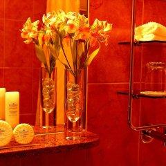 The Belvedere Hotel ванная