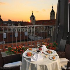 Отель Grand Bohemia Прага питание фото 2