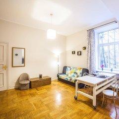 Отель Mosaic Center Apartments Латвия, Рига - отзывы, цены и фото номеров - забронировать отель Mosaic Center Apartments онлайн комната для гостей фото 4