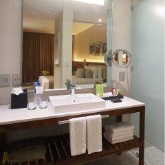 Отель Emporio Cancun ванная фото 2