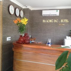 Отель Halong BC Вьетнам, Халонг - отзывы, цены и фото номеров - забронировать отель Halong BC онлайн интерьер отеля фото 2