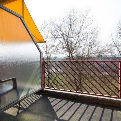 Отель STAY@Zurich Airport Швейцария, Глаттбруг - отзывы, цены и фото номеров - забронировать отель STAY@Zurich Airport онлайн балкон