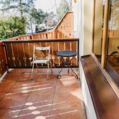 Hotel Chalet балкон