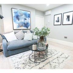 Отель Cozy & Modern Flat for 2 in Marylebone Великобритания, Лондон - отзывы, цены и фото номеров - забронировать отель Cozy & Modern Flat for 2 in Marylebone онлайн комната для гостей фото 3