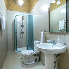 Отель One Way Hostel Sakharov Армения, Ереван - отзывы, цены и фото номеров - забронировать отель One Way Hostel Sakharov онлайн ванная фото 2