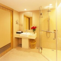Landmark International Hotel Science City Гуанчжоу ванная