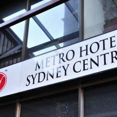 Metro Hotel Marlow Sydney Central городской автобус