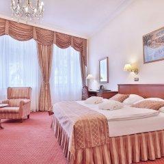Hotel Olympia Карловы Вары комната для гостей фото 2