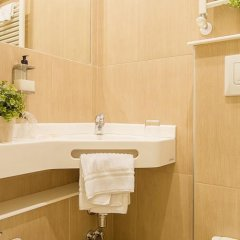 Hotel Torino Парма ванная фото 2