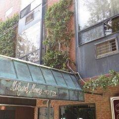 Отель Hilgard House Westwood Village городской автобус