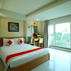 Lucky Star Hotel Nguyen Trai комната для гостей фото 2