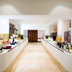 Отель Crowne Plaza Brussels - Le Palace питание