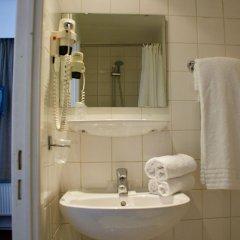Отель Hôtel Van Belle Бельгия, Брюссель - - забронировать отель Hôtel Van Belle, цены и фото номеров ванная фото 2