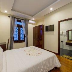 Отель Green Hill Villa Хойан комната для гостей