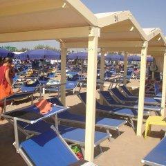 Отель Residence Auriga пляж