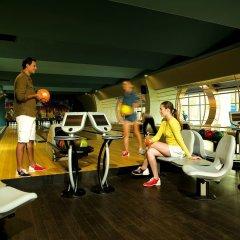 Отель Cornelia Diamond Golf Resort & SPA - All Inclusive фитнесс-зал фото 2