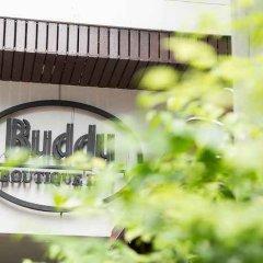 Отель Buddy Boutique Inn Таиланд, Бангкок - отзывы, цены и фото номеров - забронировать отель Buddy Boutique Inn онлайн вид на фасад