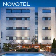 Отель Exe Madrid Norte вид на фасад фото 2