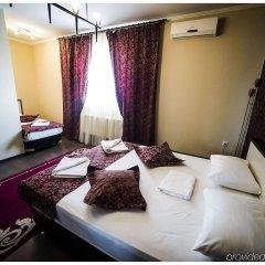 Отель Ирис комната для гостей фото 2