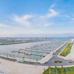 Отель Marina Bay Марокко, Танжер - отзывы, цены и фото номеров - забронировать отель Marina Bay онлайн пляж