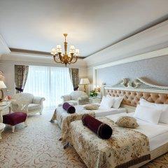 Amara Dolce Vita Luxury Турция, Кемер - 6 отзывов об отеле, цены и фото номеров - забронировать отель Amara Dolce Vita Luxury онлайн комната для гостей фото 4
