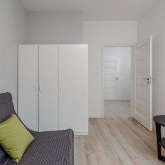 Отель Chill Apartment Польша, Варшава - отзывы, цены и фото номеров - забронировать отель Chill Apartment онлайн комната для гостей фото 3