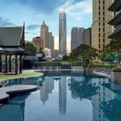 Отель Le Royal Meridien, Plaza Athenee Bangkok бассейн фото 3