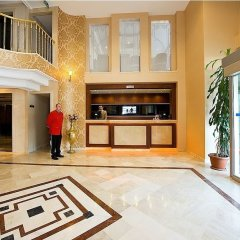 Askoc Hotel интерьер отеля фото 2