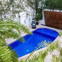 Hotel Hacienda de Vallarta Centro бассейн фото 2