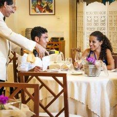 Отель Mondello Palace Hotel Италия, Палермо - отзывы, цены и фото номеров - забронировать отель Mondello Palace Hotel онлайн питание