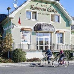 Отель Komorni Hurka Чехия, Хеб - отзывы, цены и фото номеров - забронировать отель Komorni Hurka онлайн спортивное сооружение