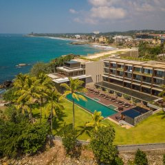 Отель Le Grand Galle by Asia Leisure пляж