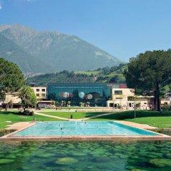 Отель Sonnenhof Италия, Марленго - отзывы, цены и фото номеров - забронировать отель Sonnenhof онлайн приотельная территория