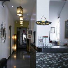 Отель OYO 101 V'la Heritage Hotel Малайзия, Куала-Лумпур - отзывы, цены и фото номеров - забронировать отель OYO 101 V'la Heritage Hotel онлайн интерьер отеля фото 2