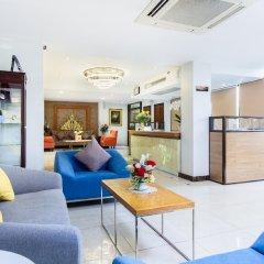 Отель Lasalle Suites & Spa гостиничный бар