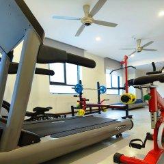 Lantana Hoi An Riverside Boutique Hotel фитнесс-зал фото 4