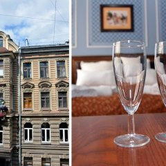 Мини-отель MK Классик комната для гостей фото 5