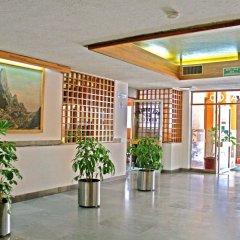 Hotel Hidalgo Мехико интерьер отеля фото 2