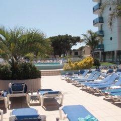 Отель Blaucel - Blanes Бланес бассейн фото 3
