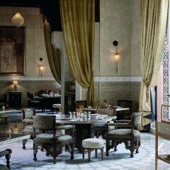 Отель Royal Mansour Marrakech питание