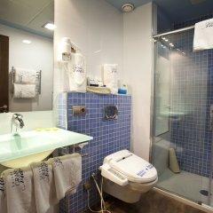 Отель Suites Gran Via 44 Apartahotel ванная