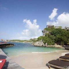 La Toubana Hotel & Spa пляж