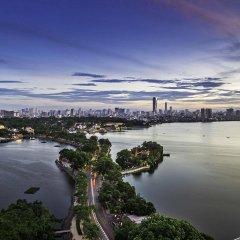 Отель Hanoi Boutique Hotel & Spa Вьетнам, Ханой - отзывы, цены и фото номеров - забронировать отель Hanoi Boutique Hotel & Spa онлайн приотельная территория