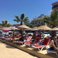 Отель Kalipso Motel Чешме пляж фото 2