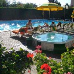 Отель El Cid Campeador Италия, Римини - отзывы, цены и фото номеров - забронировать отель El Cid Campeador онлайн бассейн фото 3